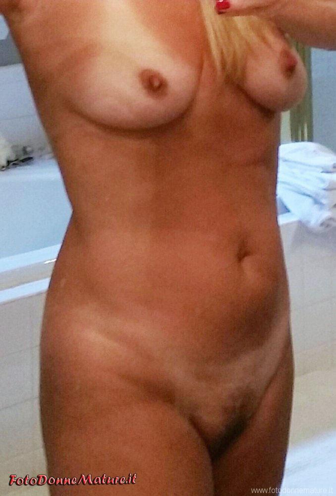milf amatoriale nuda