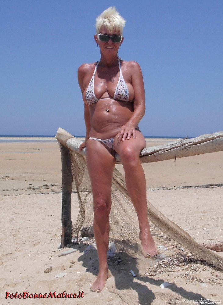 In spiaggia la nonna ti fa morire - 3 part 8