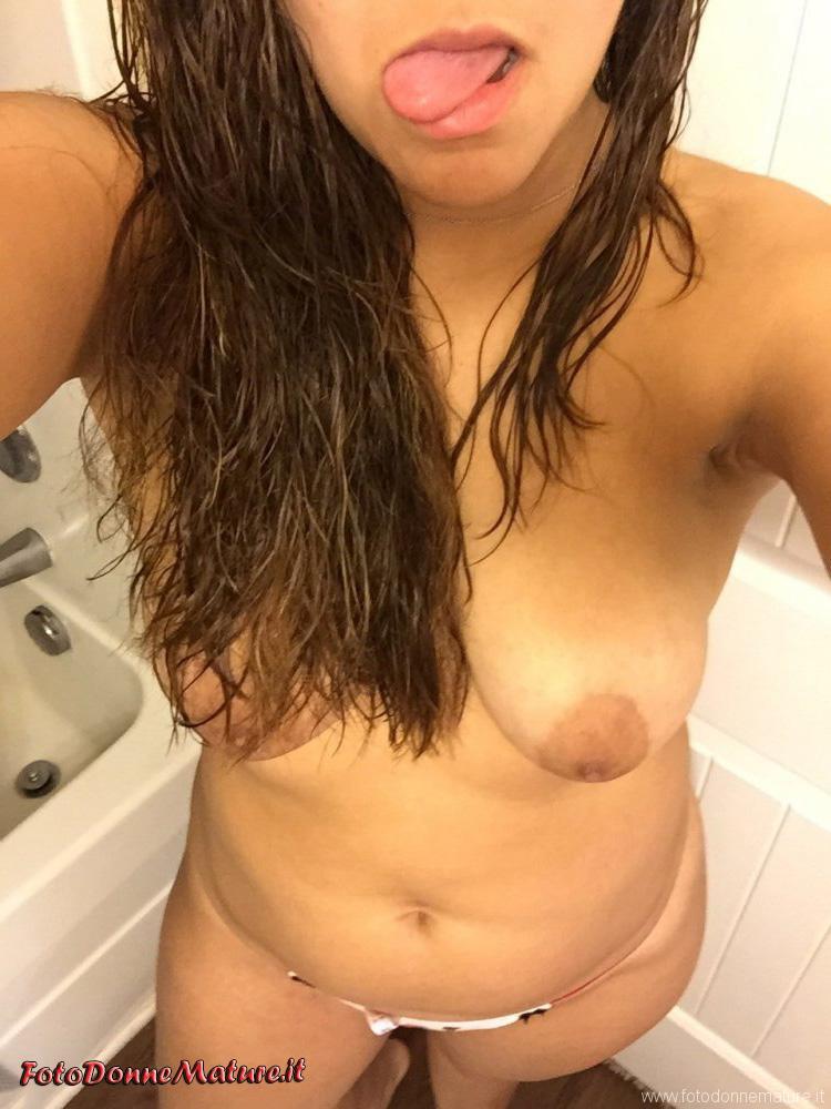 troia italiana nuda