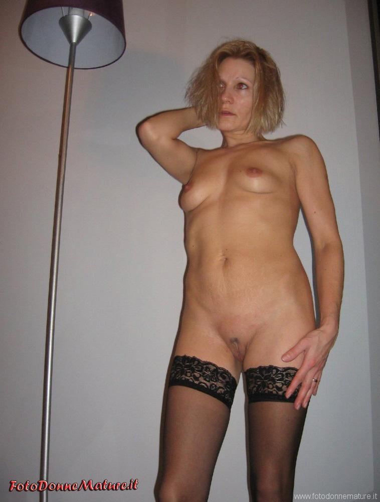 casalinga amatoriale matura nuda figa depilata