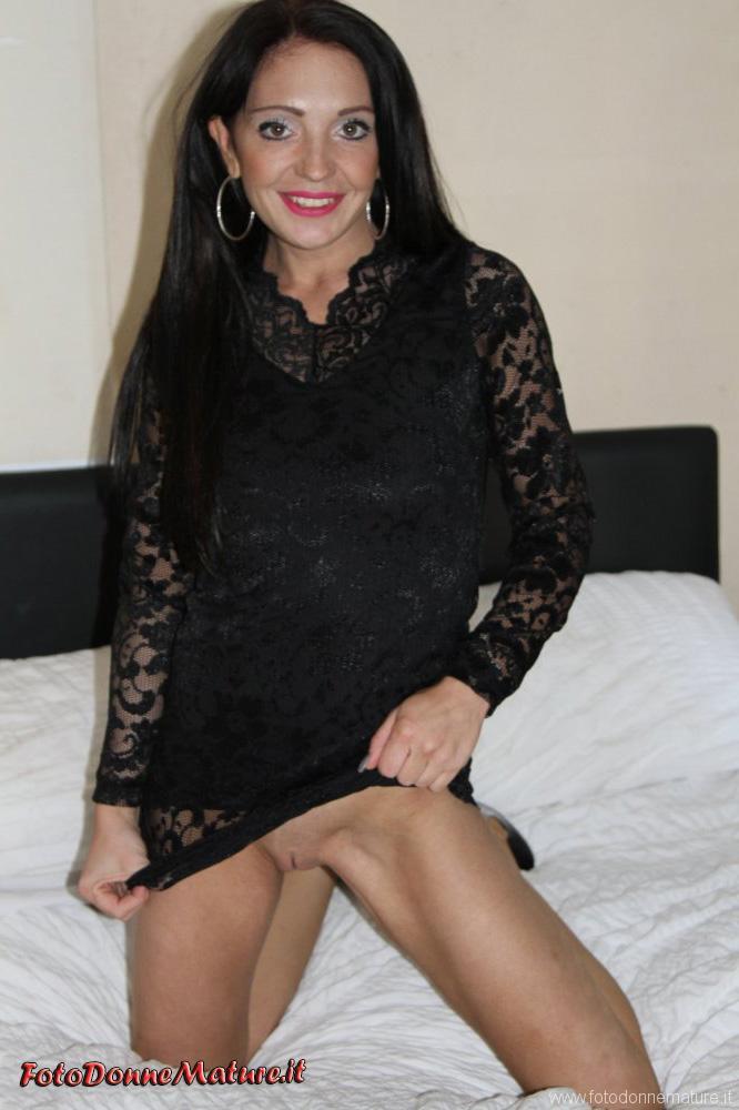 signora matura figa depilata culo stupendo amatoriale italiano (1)